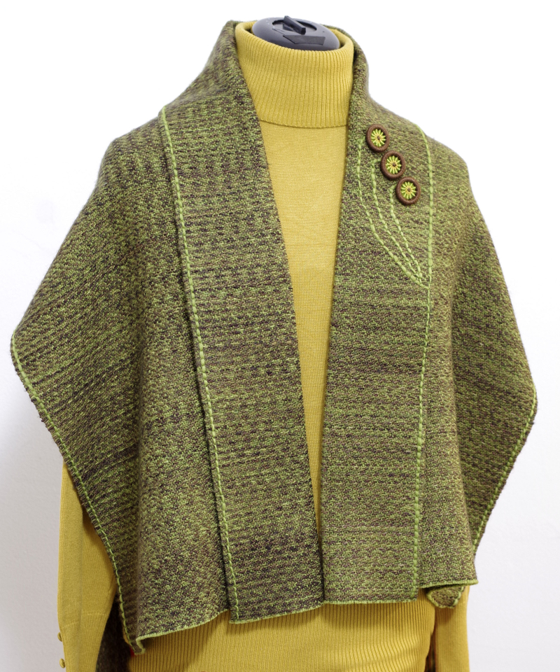 Kathryn's vest
